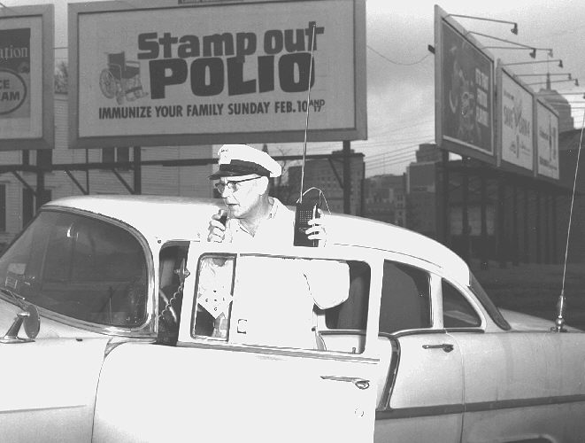 1963 polio eradication campaign in Oklahoma City