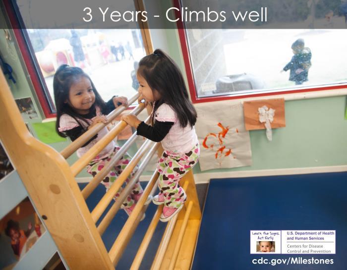 Climbs well